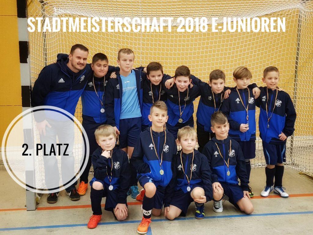 E-Jugend 2018